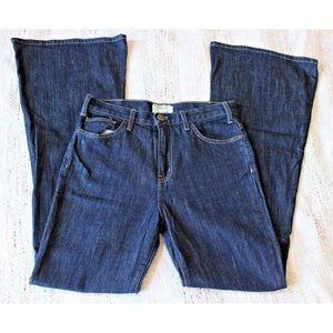 Current/Elliott Flare High Waist Festival Jeans